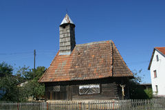 Wooden church, Royalty Free Stock Photo
