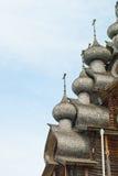 Wooden churches on Kizhi Royalty Free Stock Photo