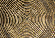 Wooden Circle Background Royalty Free Stock Photo