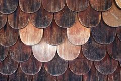 Wooden_clapboards Imagem de Stock