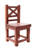 Wooden classic chair Royalty Free Stock Photography