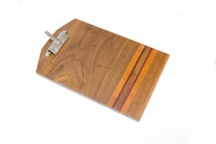 Wooden clipboard Royalty Free Stock Photo