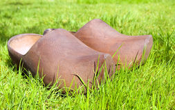 Wooden clogs Royalty Free Stock Photography