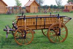 Wooden coach Royalty Free Stock Photos