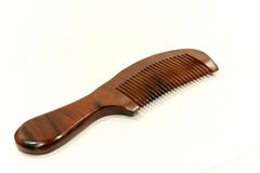 Wooden comb Stock Images