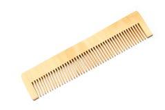 Wooden comb Stock Photos