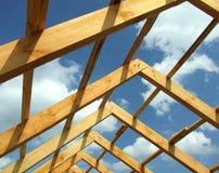 Wooden construction Royalty Free Stock Photos