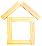 Wooden constructo Royalty Free Stock Photos