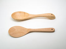 Wooden Cooking Paddle Stock Photography