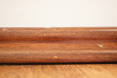 Wooden corner Royalty Free Stock Photography