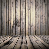 Wooden corner Royalty Free Stock Photo