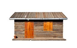 Wooden cottage 0027 Stock Images