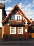 Wooden cottage Royalty Free Stock Image