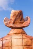 Wooden cowboy Stock Photos