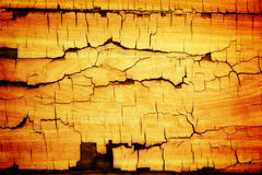Wooden cracked Royalty Free Stock Photos