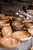 Wooden craft. And its beauty Stock Photography