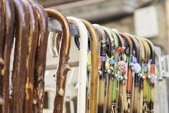 Wooden craft sticks Stock Photos