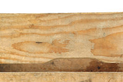 Wooden crate background Stock Photo