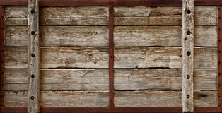 Wooden Crate Boards Texture Stock Image
