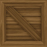 Wooden Crate Vector Royalty Free Stock Photography