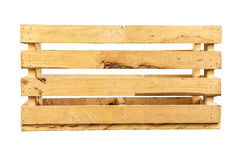 Wooden crates Royalty Free Stock Photography