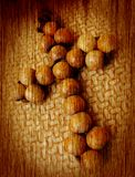 Wooden cross Royalty Free Stock Photo