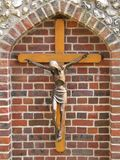 Wooden Cross. Stock Photography