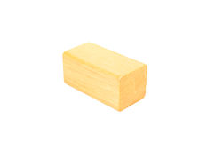 wooden cube block Royalty Free Stock Images