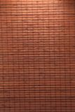 Wooden curtain texture Stock Images