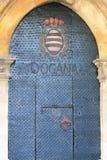 Wooden Customs Door - Dubrovnik Royalty Free Stock Images