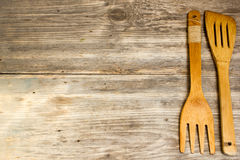 Free Wooden Cutlery Stock Photo - 57309900