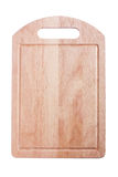 Wooden cutting board Stock Images