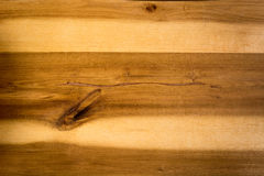 Wooden cutting board for background Stock Photo