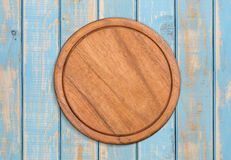 Wooden cutting board Royalty Free Stock Image