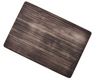 Wooden Cutting Board Royalty Free Stock Photo