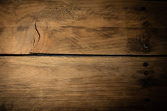 Wooden dark brown decor Background.  Royalty Free Stock Image