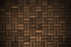 Wooden dark natural texture. Wooden dark texture; dramatic light, natural pattern royalty free stock image