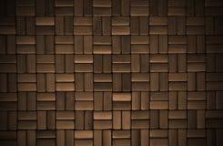 Wooden dark natural  texture Royalty Free Stock Image
