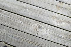 Wooden deck. Background Stock Photography