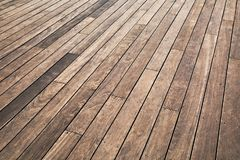 Wood deck lumber. Wooden deck background lumber pattern stock photography