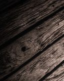 Wooden Deck Detail royalty free stock photography