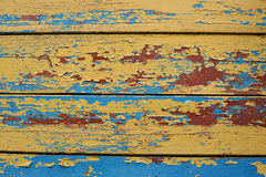 Wooden deck. Royalty Free Stock Image