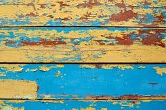 Wooden deck. Stock Image