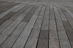 Wooden deck Stock Photos
