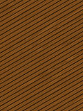 Wooden decking / panels. Rows of wooden garden decking Royalty Free Stock Photography