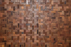 Wooden decorative surface Royalty Free Stock Photography