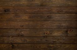Wooden desk  floor or table background Royalty Free Stock Photography