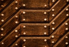 Wooden details Royalty Free Stock Photo