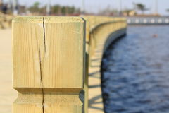 Wooden Dock Royalty Free Stock Image