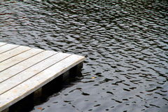 Wooden Dock Stock Images